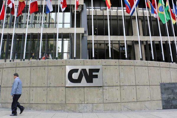 CAF dispone US$2.500 millones para prevenir expansión del Covid-19