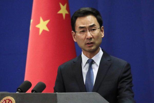China denuncia que EE.UU cometió un