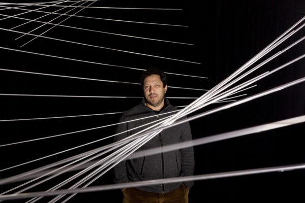 Una obra del artista venezolano Elias Crespin se exhibirá en el Louvre