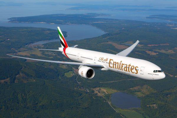 Emirates Airlines se retracta y mantendrá vuelos a 13 países
