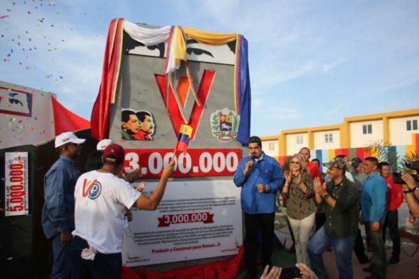 GMVV reivindica 3.000.000 de viviendas en una economía históricamente deprimida
