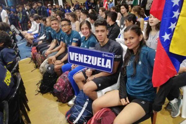 Equipo de Escalada triunfó en Ecuador de la mano de Bancamiga