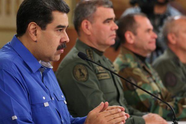 EEUU inculpa a Maduro por «narcoterrorismo», anuncia senador estadounidense