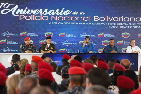 Crean Gran Misión Cuadrantes de Paz para «territorializar» políticas de seguridad