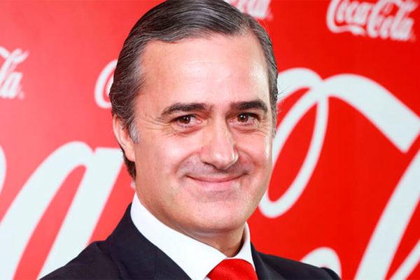 Coca-Cola nombra a Manuel Arroyo como director de marketing a nivel global