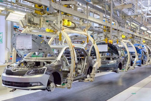 Producción industrial de Brasil cayó 1,7% en 2019