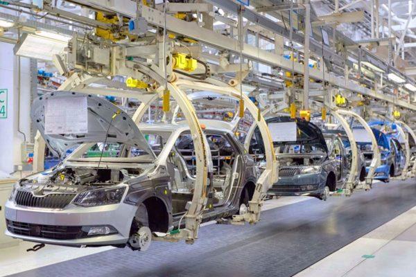 Producción de vehículos en Brasil se desploma 99,3% en abril