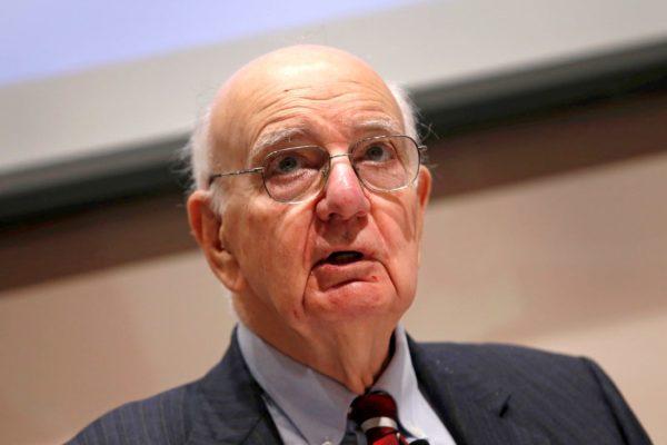 Muere Paul A. Volcker, el ex-presidente de la Fed que venció a la inflación