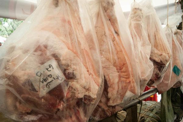 Más de 27.000 toneladas de pernil serán distribuidos en el territorio nacional