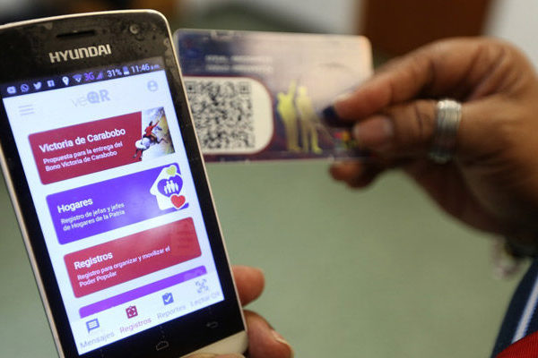 Plataforma Patria exigirá nuevos requisitos para asignar bonos protectores