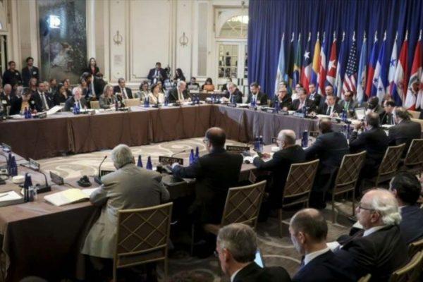 Países del TIAR debatirán en Bogotá acciones contra Maduro este martes