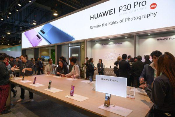 Huawei, en el centro de la guerra comercial entre China y EEUU