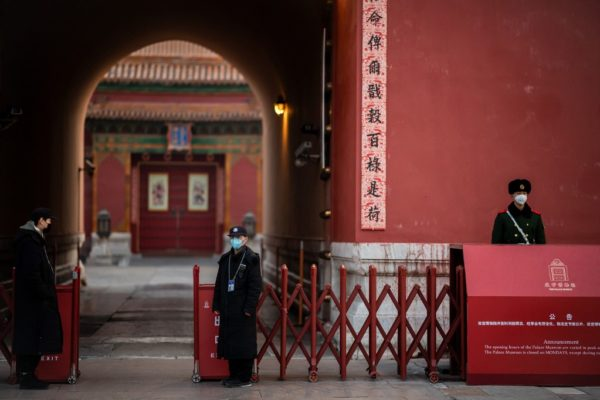 Muertes por coronavirus se elevan a 720 en China incluyendo a un estadounidense