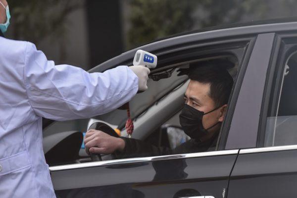 Coronavirus chino ya supera al SRAS en número de infectados