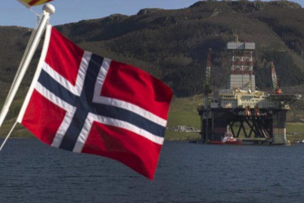 Noruega empieza a exportar petróleo a Bielorrusia tras cese suministros rusos