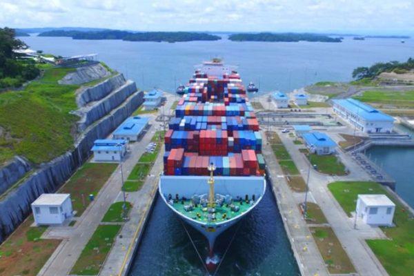 El mayor reto del Canal de Panamá es la falta de agua por el cambio climático