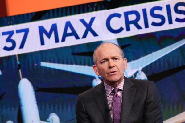 Nuevo CEO de Boeing dice a sus empleados que deben ser «transparentes»