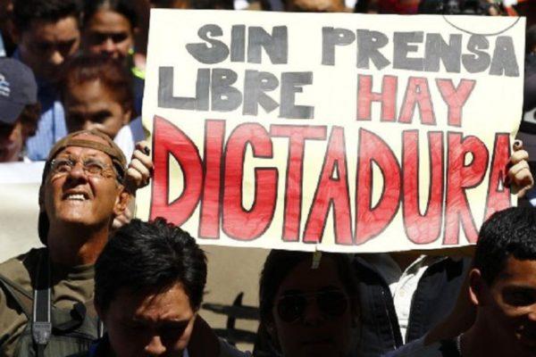 CNP: Venezuela enfrenta la época de mayor oscuridad informativa en 62 años