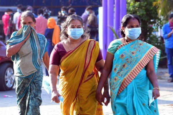 314.835 contagios: India impone marca mundial de casos diarios de covid-19
