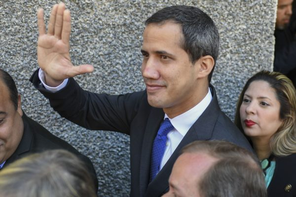 Guaidó en Colombia se reunirá con Pompeo tras cumbre antiterrorista