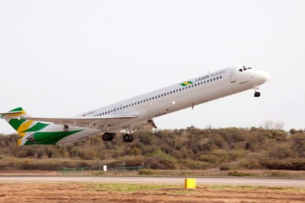 Laser alza vuelo a Bogotá como parte de su estrategia de captar demanda insatisfecha