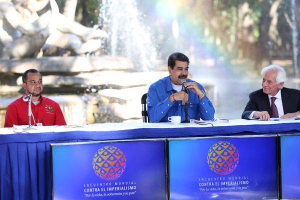 Maduro: hay «negociaciones directas» con todos los factores de oposición