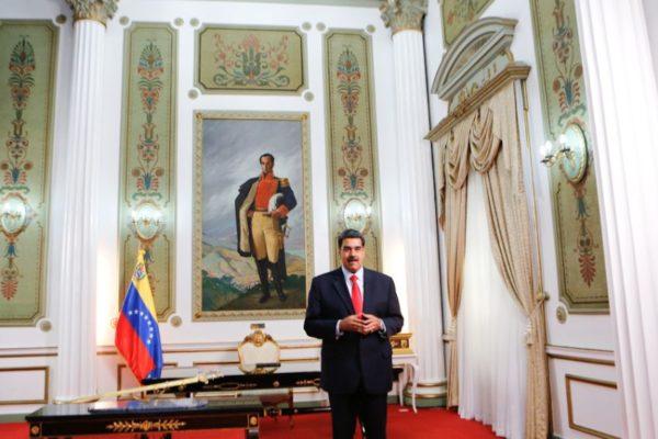 Maduro: Trump busca un conflicto de