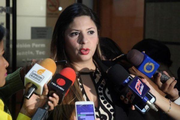Diputada denuncia en organismos internacionales a GNB y PNB por atropello contra parlamentarios