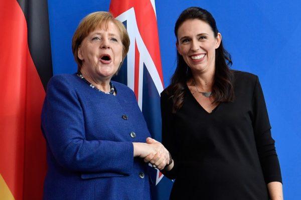 Las mujeres en el poder en los países de la Unión Europea