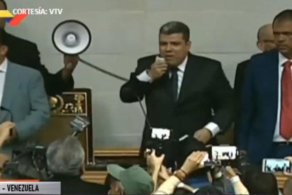 TSJ declara válida directiva de la AN que preside Luis Parra