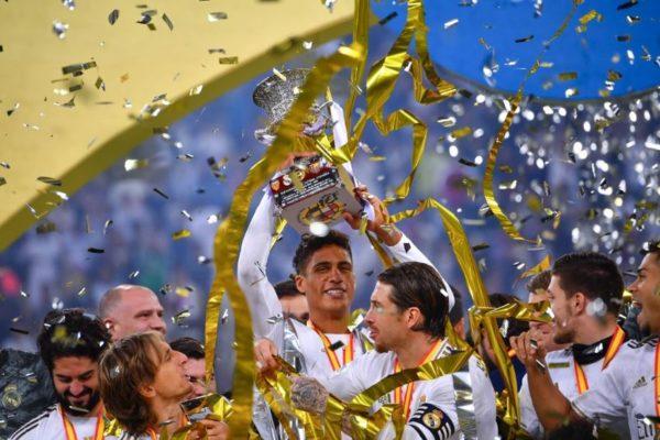 #Deportes Real Madrid gana su undécima Supercopa de España en tanda de penales