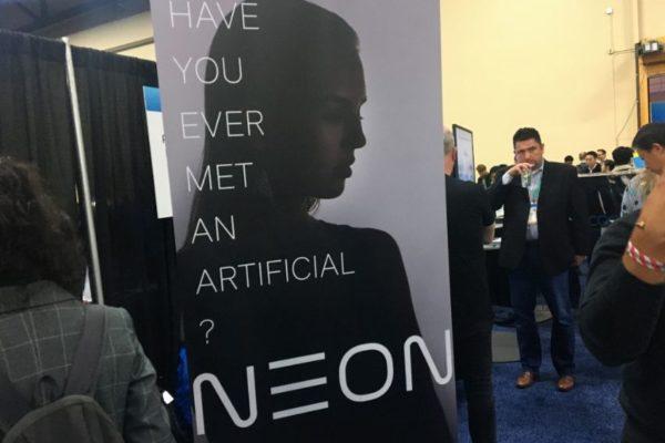 Samsung presenta a los NEON, «humanos virtuales» que pueden aprender y sentir emociones