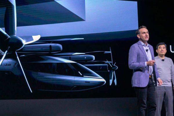 Hyundai y Uber anuncian una alianza para crear servicio de taxis aéreos