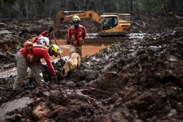 Tras el desastre de Brumadinho, la seguridad de los diques mineros se refuerza en Brasil