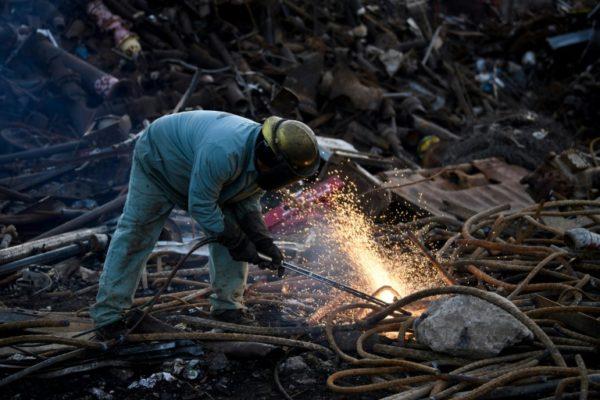 En Pensilvania, los trabajadores del carbón aún respaldan a Trump