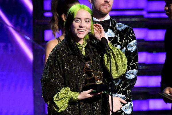 Ganadores de los Grammy 2020 en las principales categorías