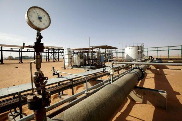 Bloqueo de sector petrolero en Libia provocó caída de 75% de producción