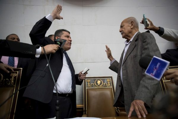 EE.UU sancionó a siete diputados de la Asamblea Nacional envueltos en caso de corrupción