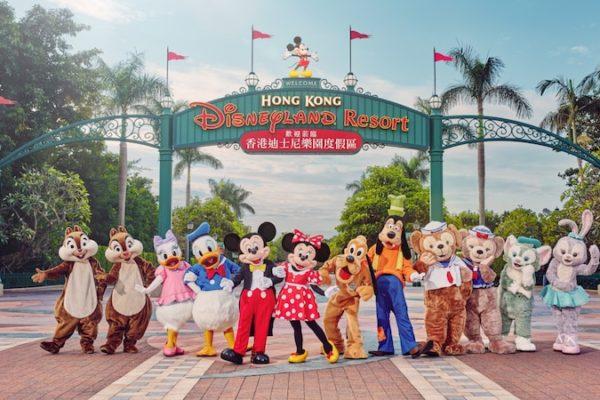 Disneyland en Hong Kong anuncia cierre por el coronavirus de China
