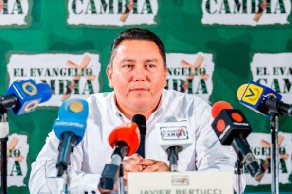 Javier Bertucci: 14 presos políticos venezolanos serán liberados