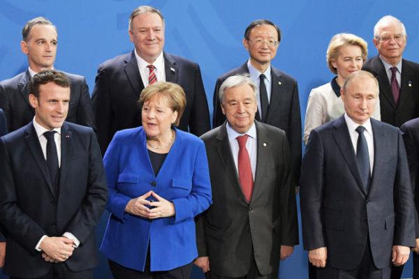 La ONU denuncia violaciones del embargo de armas en Libia pese al pacto de Berlín