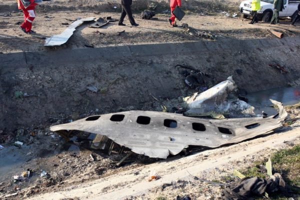 Irán niega haber querido «encubrir» el caso del avión derribado