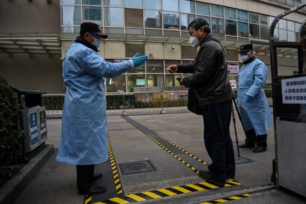 OMS: hay más casos diarios del nuevo coronavirus en el mundo que en China