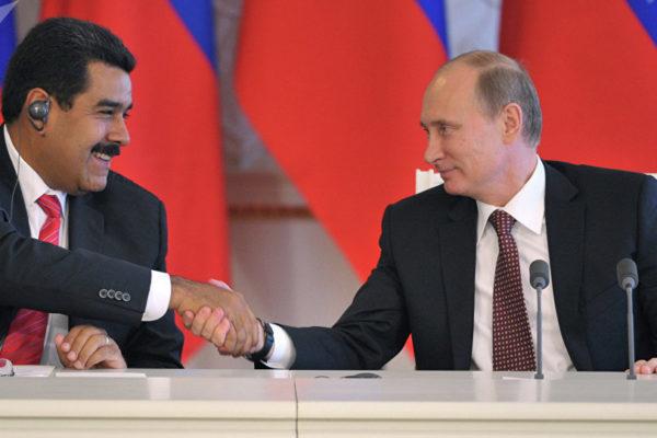 EE.UU. prepara sanciones para evitar injerencia de Rusia en Venezuela
