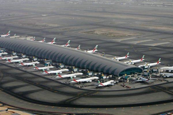 Aeropuerto de Dubái encabeza de nuevo tráfico global de pasajeros