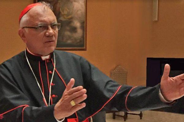 #Covid-19 | Cardenal Baltazar Porras prevé anunciar medidas en cuanto a Semana Santa