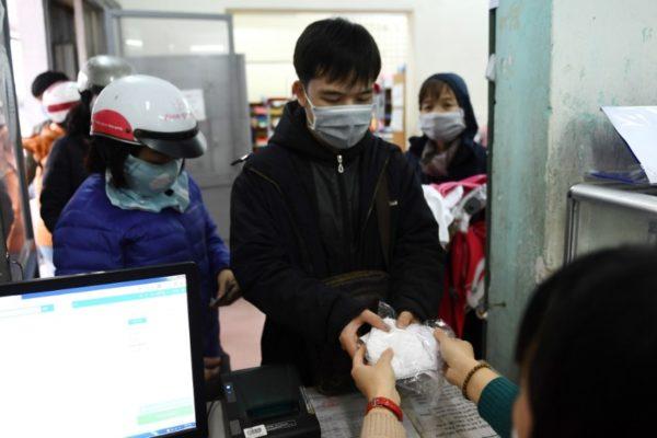 China ha exportado casi 4.000 millones de mascarillas por coronavirus