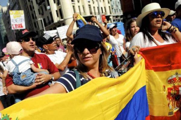Las peticiones de asilo de venezolanos en la UE se duplicaron en 2019