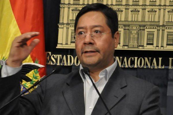 Luis Arce asume presidencia de Bolivia este #8Nov con el reto de dejar de ser un