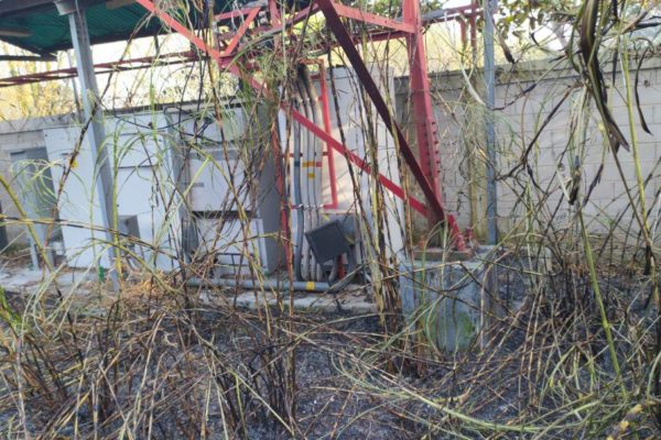 Movistar ha recuperado más de 100 estaciones robadas y vandalizadas en el último año